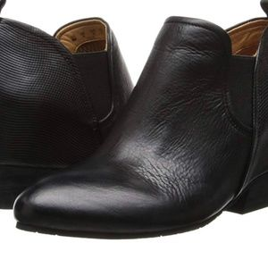 Naya Black Ankle Boot